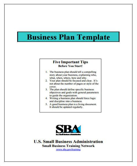 moving company business plan template 6 company plan sles templates in pdf