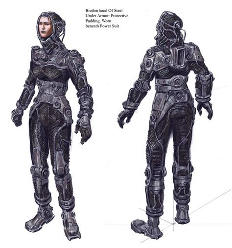 armor si鑒e social bos power armor undersuit recon armor concept for
