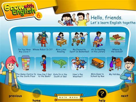 Bahasa Kita Bahasa Indonesia Untuk Sd Kelas 5 Semeter 1 media pembelajaran bahasa inggris sd kelas i ii iii iv v vi ktsp 6 cd gratis operator