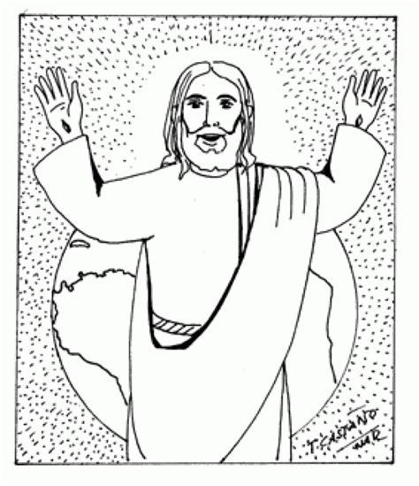 imagenes de jesucristo a color imagenes de jesus para colorear image imagenes de jesus