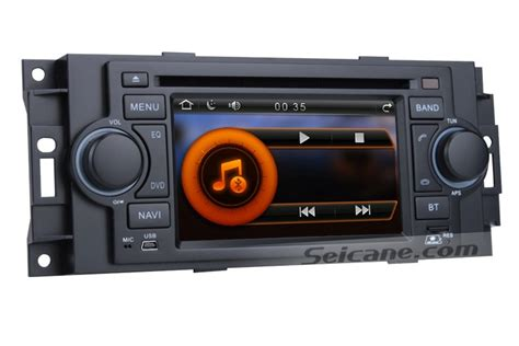 Jeep Patriot Gps Aftermarket Radio Gps Dvd Player For 2002 2007 Jeep Grand