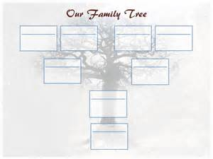 one sided family tree template editable family tree template paul crooks school speaker