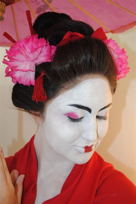 Geisha Hairstyles by Traditional Geisha Hairstyles Fade Haircut
