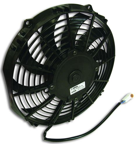 electric cooling fans for rods spal usa expands line of curved blade high performance