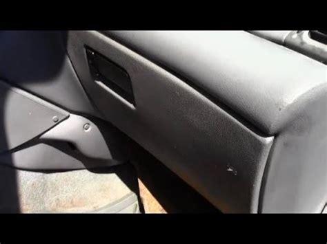 remove install glove box  car youtube