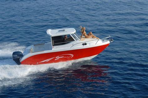 saver 21 cabin fisher saver imbarcazioni