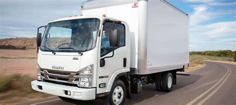 isuzu commercial vehicles low cab forward trucks