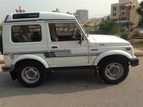 potohar jeep suzuki potohar basegrade 2003 for sale in rawalpindi