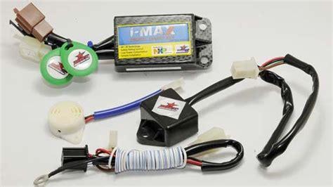 Alarm Motor Canggih untuk semua part 1 teknologi pengaman canggih si kunci