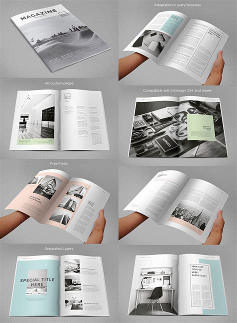 magazine layout design course 20 magazine templates with creative print layout designs