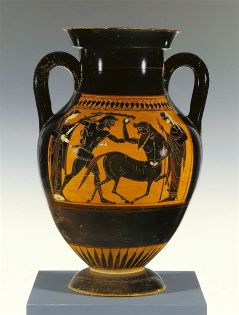 Vases In Ancient Greece by Deciphering The Elements Of Iconic Pottery