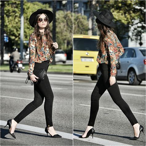 322 Heels Selop Denim Windi views mango shirt mango bag american apparel