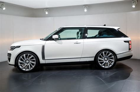 range rover coupe limited run 163 240k range rover sv coup 233 revealed autocar