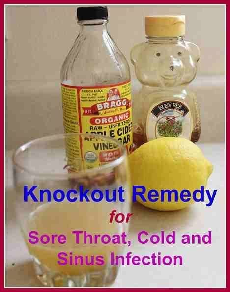 Detox Side Effects Sore Throat by This Amazing Home Remedy For Sore Throat Might Be The One