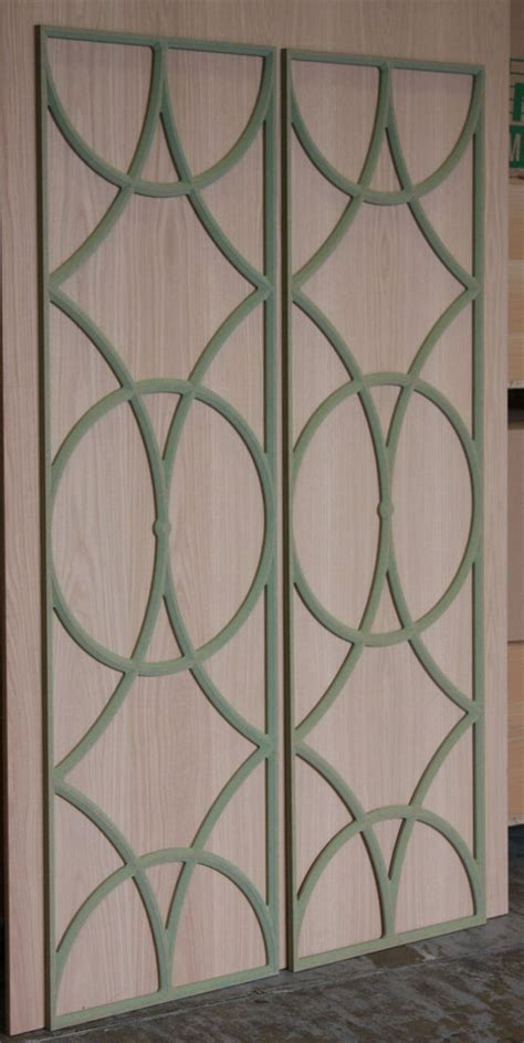 Decorative Window Panels by Cnc Routing Decorative Panels And Shapes