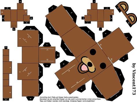 paper craft pedo papercraft by vincent173 on deviantart