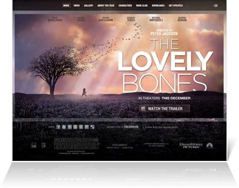 bones official site the lovely bones trailer official site theiapolis
