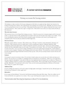 Resume Templates For Nursing Students by Nursing Student Resume Template Getessay Biz