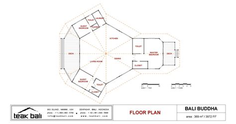 luxury prefab floor plans teak bali