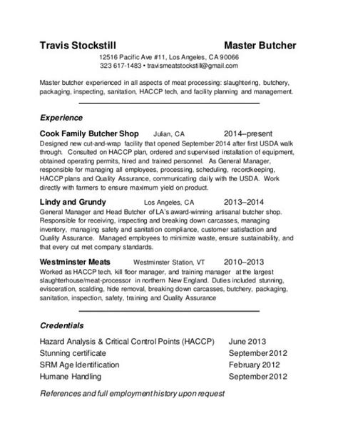Haccp Commitment Letter charming haccp template gallery exles professional resume ukranet