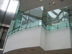 glass handrail system dynamic affordable glass railing systems