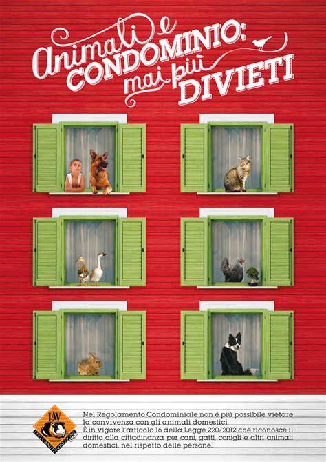 Regole Di Condominio by Le Regole Per Tenere Animali Domestici In Condominio