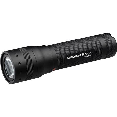 lens lenser led lenser p7qc flashlight 880165 b h photo