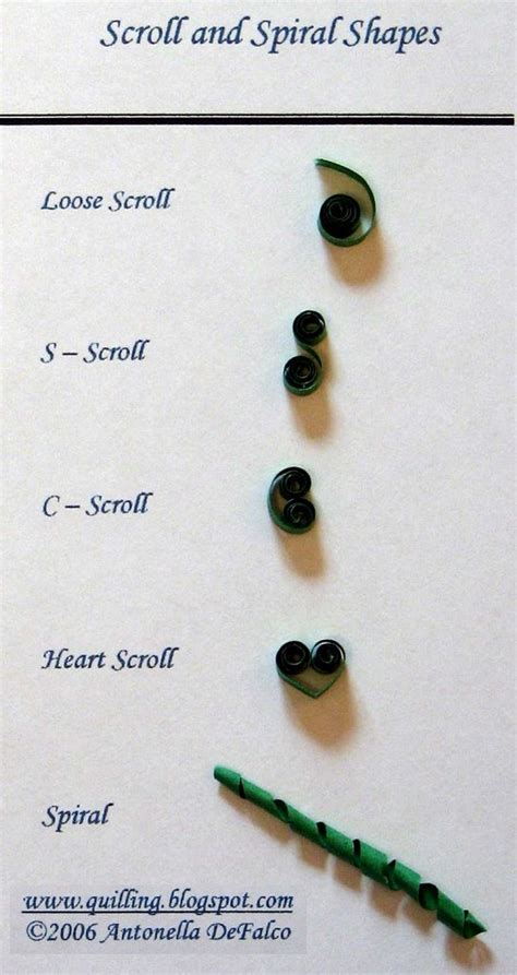 quilling scroll tutorial quilling art and expression quilling instructions