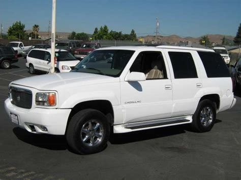 1998 Cadillac Reviews by Cadillac Escalade 1998 Review Amazing Pictures And