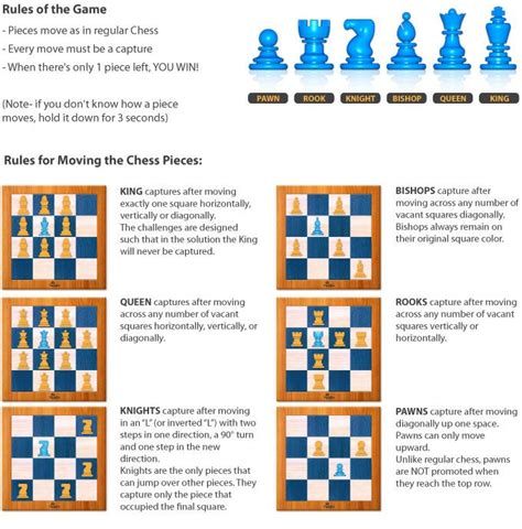 how to play chess a how to play solitaire chess thinkfun a quiver