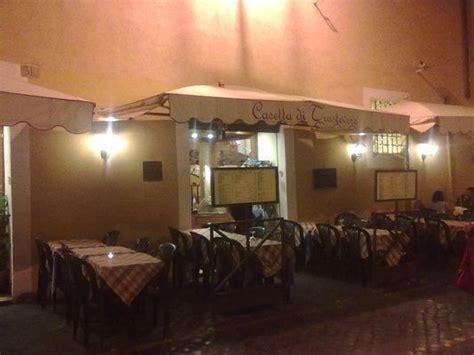 ristoranti cucina romana roma ristorante casetta di trastevere roma ristorante cucina