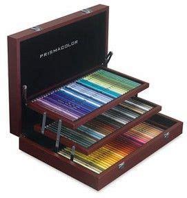 artist colored pencil set artist review prismacolor premier colored pencil wood box