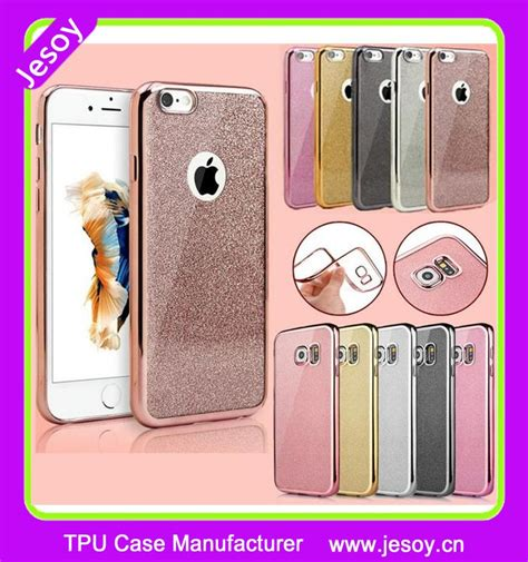 Soft Glitter Air For Samsung J5 jesoy mobile phone soft clear front back 360 for