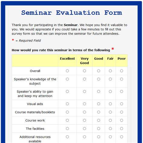 Similiar sales seminar survey template keywords formwize examples maxwellsz