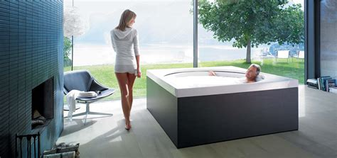 Bathroom Accessories Ideas Blue Moon Pool In The Freestanding Variant With Panelling