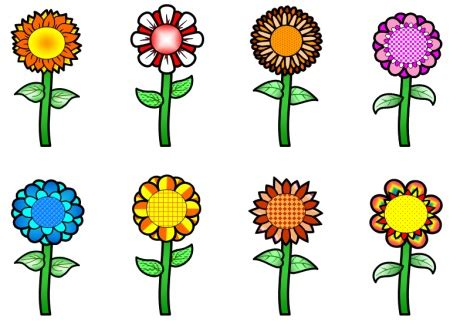 free printable flowers for bulletin boards spring sticker charts incentive charts and templates