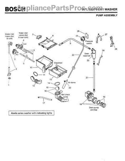bosch exxcel dishwasher wiring diagram wiring diagrams