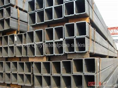 rectangular hollow structural sections structural seamless rectangular hollow section steel tube