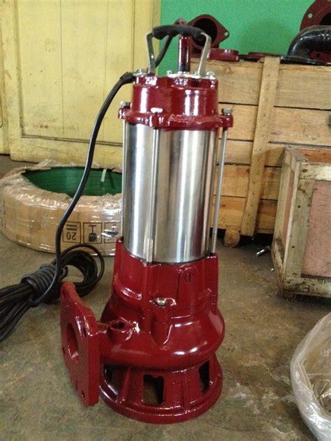 Pompa Submersible 2 Pk zuiveringsslib pomp ep series centrifugaalpomp dompelpomp