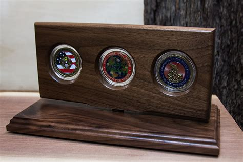 challenge coin holders coin holder challenge coin display gifts