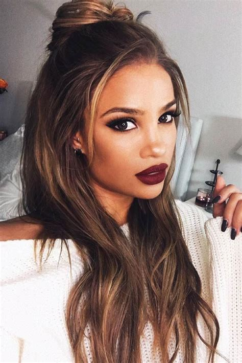 hairstyles for straight hair going out 25 best ideas about straight hairstyles on pinterest