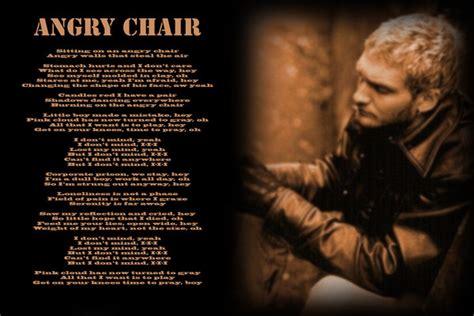 Angry Chair Lyrics layne staley wallpaper wallpapersafari