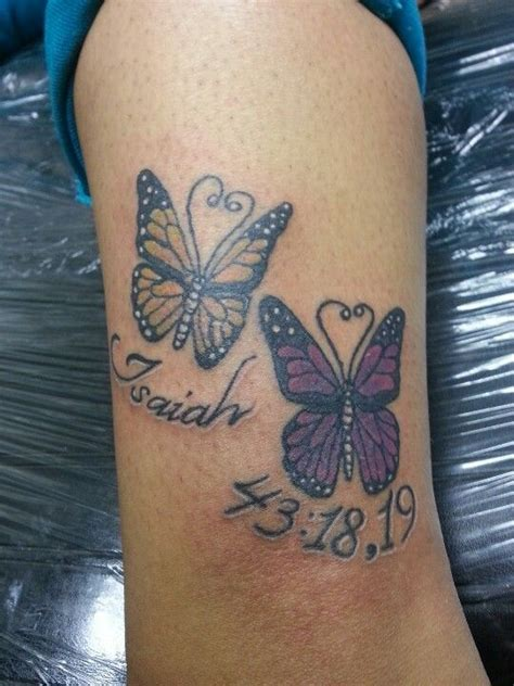 butterfly tattoo meaning new beginning a new beginning butterfly tattoo ink pinterest