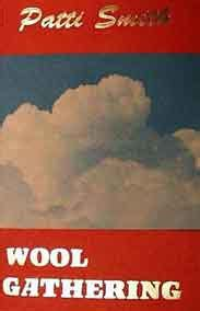 libro woolgathering patti smith libros de poemas artium biblioteca y