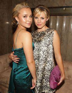 Hayden Panettiere Licks Friends by Hayden Panettiere Hilary Duff Friends