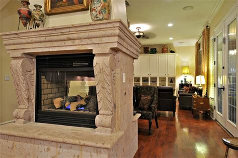 two way fireplace two way fireplace the benefits homesfeed