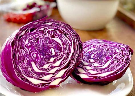purple cabbage     fabulous properties