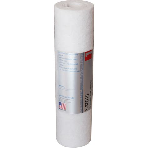 Sedimen Watertech 10 premium sediment filter cartridge apec depth filter apec water