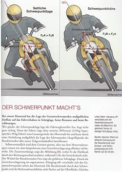 J 252 Rgen Mainx Perfekt Motorrad Fahren Fahrphysik In