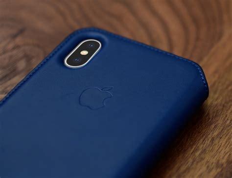 Apple Iphone X Leather apple iphone x leather folio 187 gadget flow